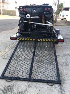 Quadriciclo Rampa de Tela 3