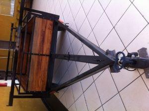 Quadriciclo Caixa Movel 6